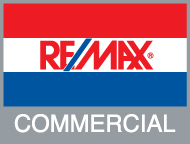 RE/MAX Commercial Brokers Inc Logo